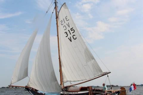 Vreedenburgh Schokker Zee van Tijd