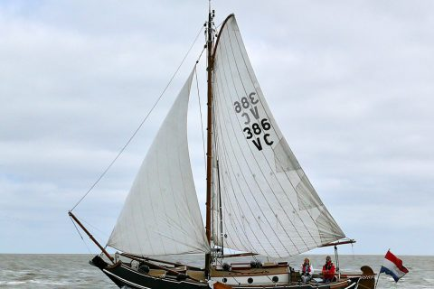 10,75m Vreedenburgh Schokker Vrouwe Catharina